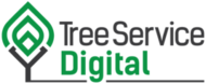 Tree Service Digital Logo