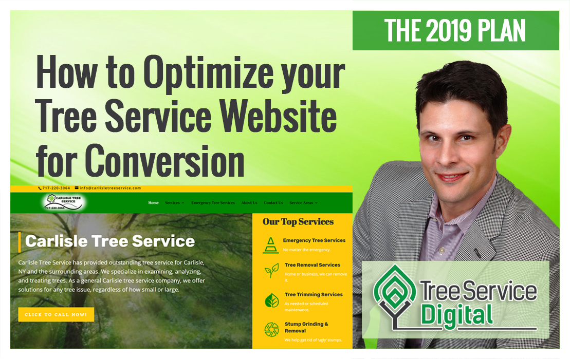 How To Optimize Your Tree Service Website For Maximum LeadFlow & Conversion