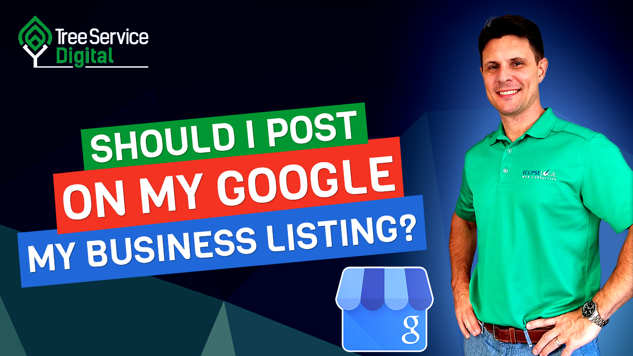 Should I Post On My Google My Business Listing?